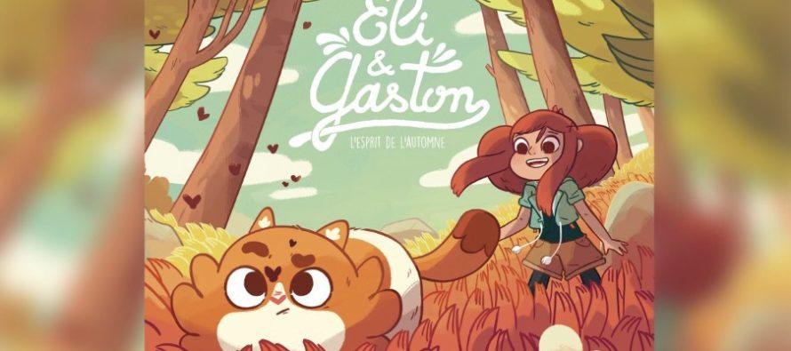 Mantes – Librairie L'Illustrarium BD : dédicace Eli & Gaston de Céline Deregnaucourt le 12 octobre