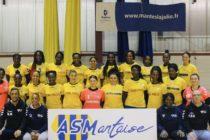 Handball Féminin : victoire de Mantes à Châtenay-Malabry