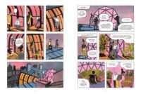 Mantes – Librairie L'Illustrarium BD :dédicace « Jardin d'hiver » de Paul Rey le 23 novembre