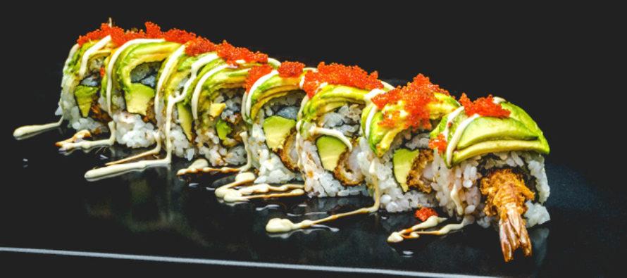 Ayako Sushi Buchelay : venez découvrir le Dragon Rool Sushi