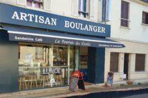 Rosny-sur-Seine – La Fournée Des Etoiles : boulangerie-pâtisserie artisanale en face de la gare