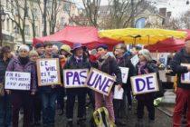Violences faites aux femmes : un rassemblement à Mantes-la-Jolie