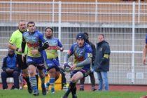 Rugby – 2ème Séries IDF : Mantes battu à Stains sur le score de 10 à 0