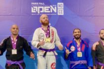 Jiu-Jitsu – Sport Attitude 78 : Mouaad Bouzarouata en bronze à l'Open International de Paris