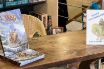 Mantes-la-Jolie : Pierre-Emmanuel Dequest à la librairie Tonnenx pour dédicacer sa bande dessinée