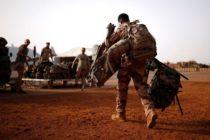 Militaires Français tues au Mali : les pompiers des Yvelines adressent leur soutien aux proches et camarades
