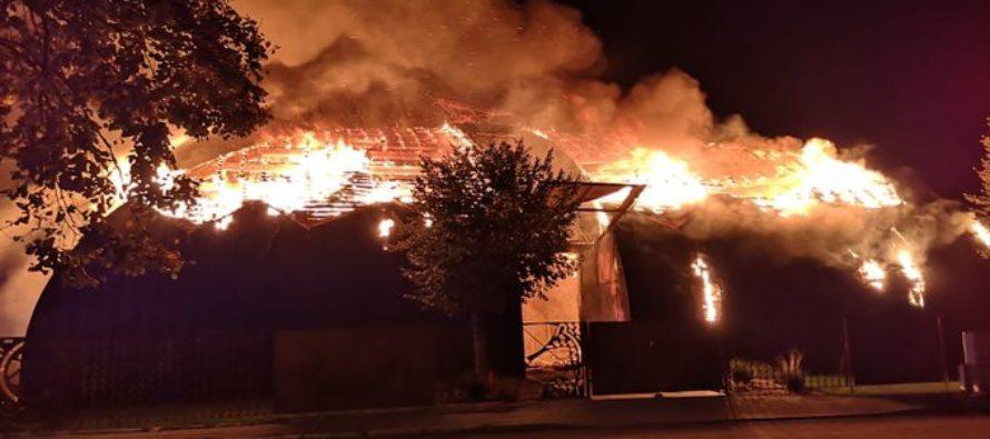 Yvelines : le département va reconstruire le chapiteau incendié à Chanteloup-les-Vignes