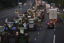 Yvelines : les agriculteurs vont bloquer l'autoroute A13 le 27 novembre