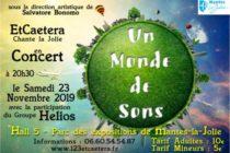 Mantes-la-Jolie : la chorale EtCaetera en concert au Parc des Expositions