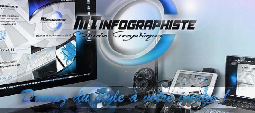 MT INFOGRAPHISTE : 20 ans d'expérience de graphisme marketing, merchandising & design