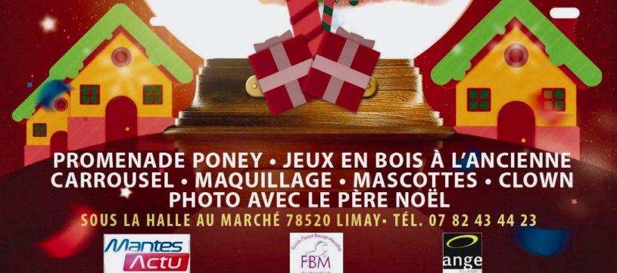 Limay – Comité des Fêtes : le Marché de Noel programmé le 30 novembre et 1er décembre