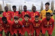 Foot – U17 NAT – 13e J : FC Mantois 2-3 Boulogne-sur-Mer