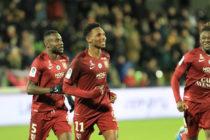 Foot – L1 – 12e J : Opa Nguette ouvre son compteur avec Metz contre Montpellier