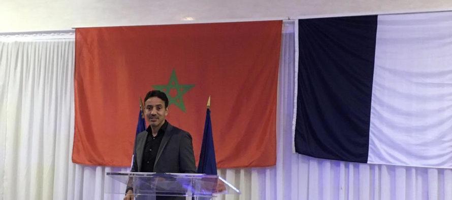 Mantes-la-Ville : 300 personnes au dîner Franco-Marocain de Lahbib Eddaouidi
