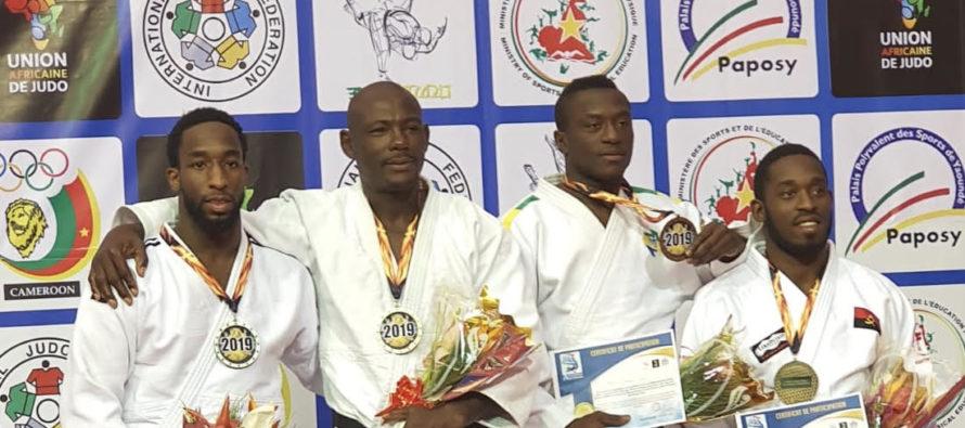 Judo : le Mantais Abderhamane Diao en argent aux opens de Dakar et Yaoundé