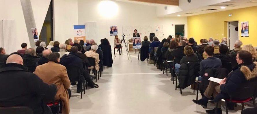 Limay Demain 2020 : une centaine de personnes à la réunion publique pour les municipales