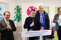 Mantes-la-Jolie : la crèche Les Petits Artistes inaugurée