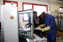 Aubergenville : un nouvel atelier d'apprentissage à l'ÉA-ITEDEC