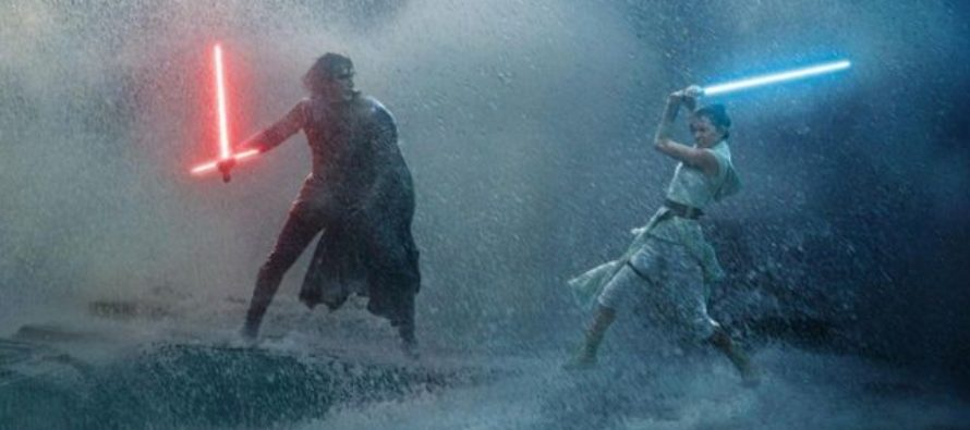 CGR Mantes – Sorties du 18/12 : Star wars l'ascension de Skywalker et Vic le viking