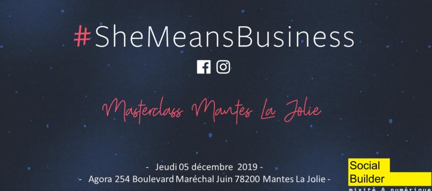 Numérique – Entrepreneuriat : une journée de formation gratuite pour 200 femmes à Mantes-la-Jolie
