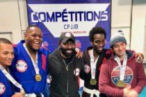 Jiu-Jitsu à Mantes :Sport Attitude 78 sur la route du championnat de France