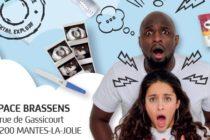 Espace Brassens Mantes : Oumar Diaw va rejouer « 9 mois de bonheur » le 12 décembre