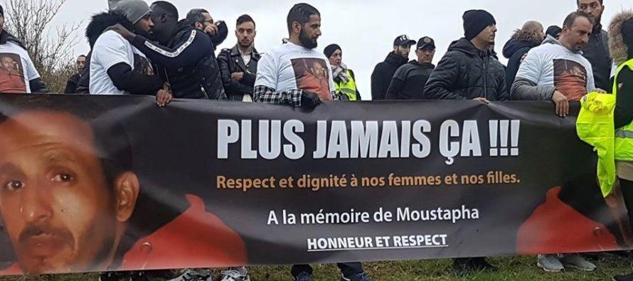 Les Mureaux : plus de 1 000 personnes rendent hommage à Mustapha