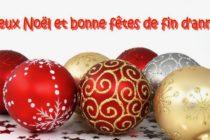 EDITO 2019 : Mantes Actu vous souhaite de bonnes fêtes de fin d'année