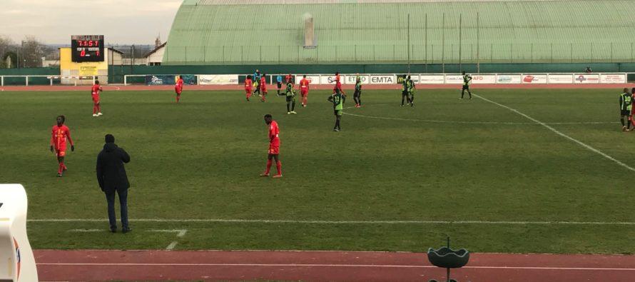 Foot – N2 – 13e J : la situation est très critique pour le FC Mantois