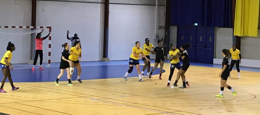 Handball Féminin :Mantes gagne à domicile contre l'entente Bobigny-Bondy (24-14)