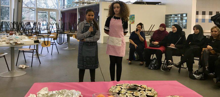 Mantes-la-Jolie – Collège Gassicourt : des élèves rejouent Top Chef en espagnol