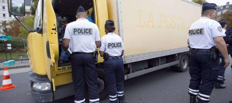 Buchelay : une camionnette de La Poste contenant des colis volée