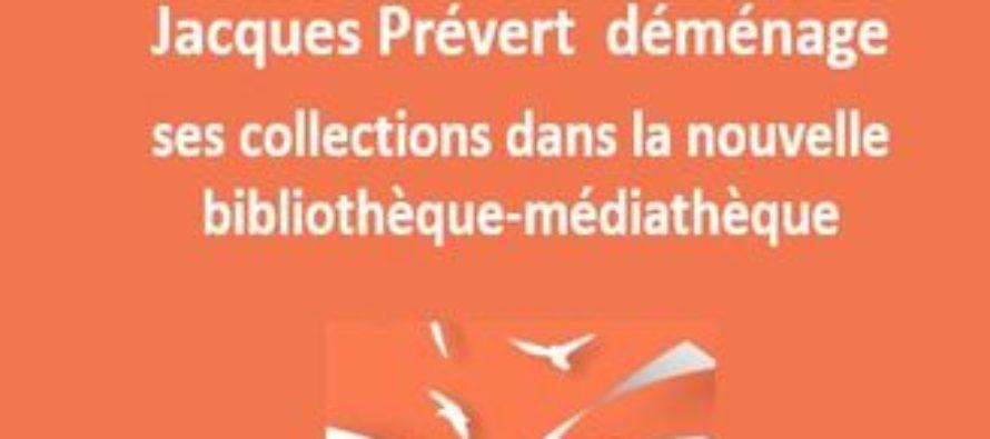 Magnanville : les collections de la bibliothèque Jacques Prévert déménagent