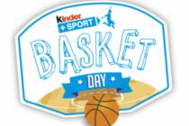 CAMV Basket : opérations Kinder + Sport Basket Day et Téléthon ce samedi