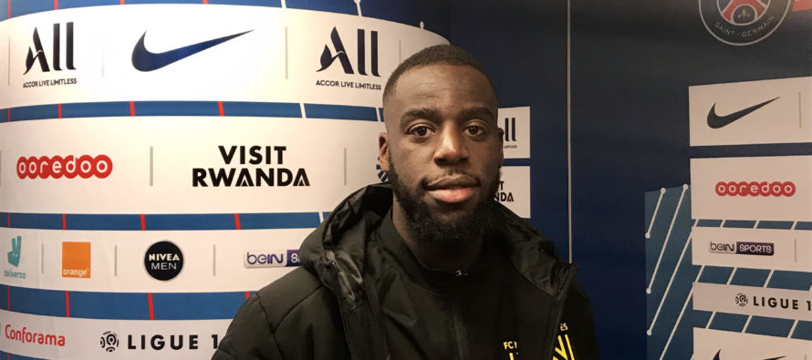 Mantes-la-Jolie : Roli Pereira de Sa a enfin fait ses débuts en Ligue 1 avec Nantes contre le PSG