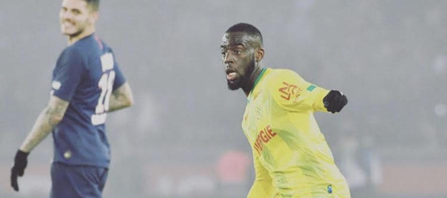 Foot – C. Ligue : première titularisation en pro pour Roli Pereira de Sa avec Nantes