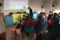 Buchelay : l'entreprise d'insertion APTIMA a fait son Noël Solidaire