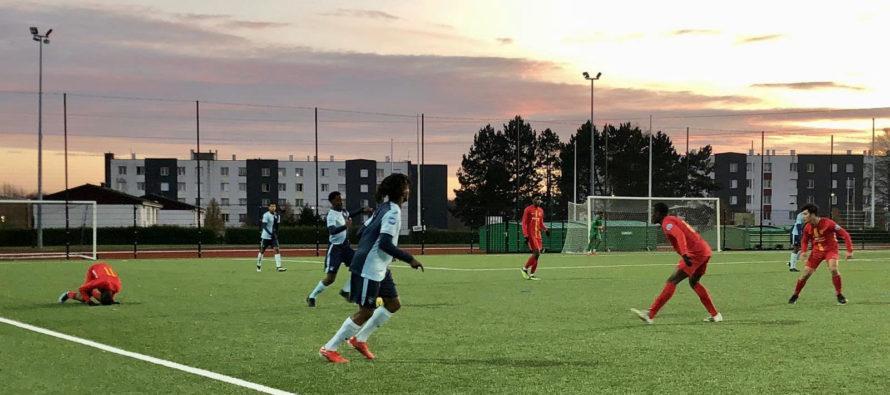 Foot – U17 NAT – 14e J : Le Havre 2-1 FC Mantois
