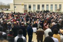 Mantes-la-Jolie : la place Saint Jean-Baptiste officiellement inaugurée