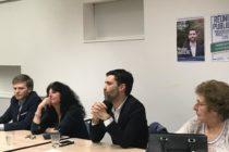 Municipales à Magnanville : candidat, le conseiller d'opposition Nicolas Laroche (MoDem) lance sa campagne