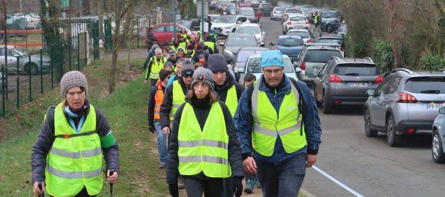 Marche Paris-Versailles-Mantes : 4 397 participants pour la 85ème édition