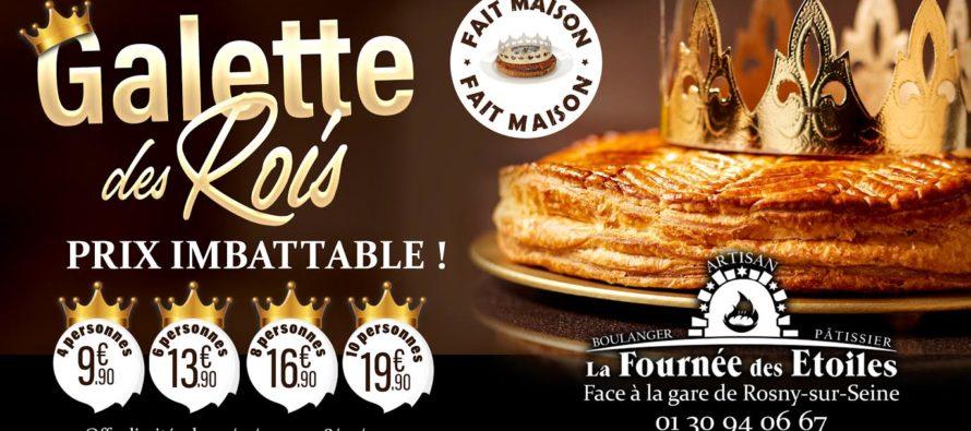 Rosny – La Fournée Des Etoiles: des galettes à prix imbattables à la boulangerie-artisanale