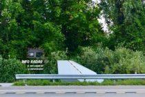 A13 Guerville : le radar autonomeest de retour