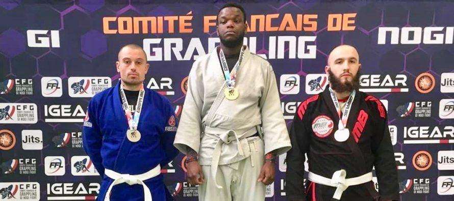 Jiu-Jitsu : Sport Attitude 78 débute 2020 avec des médailles à l'open des Hauts-de-France