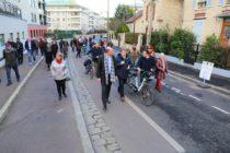 Mantes-la-Jolie : rénovée, la rue Castor a été inaugurée