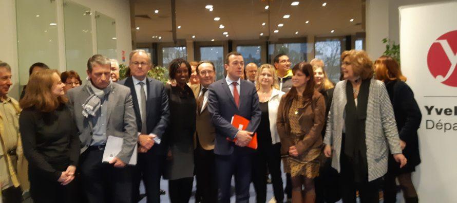 Mantes-la-Jolie : le contrat local de santé 2019/2022 a été signé