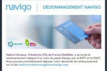 Grèves – Remboursement Navigo : attention aux sites et mails frauduleux