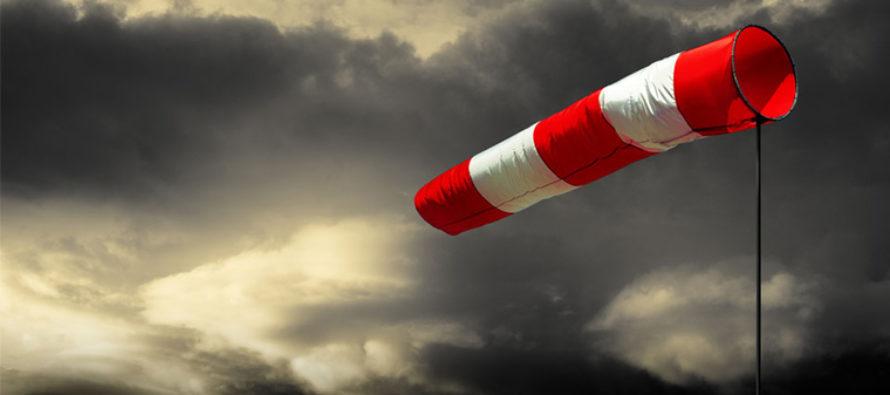 Yvelines – Alerte Météo : attention aux rafales de vent jusqu'au 15 janvier