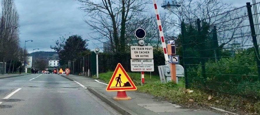 Travaux à Mantes-la-Jolie : extension d'un réseau d'eaux pluviales