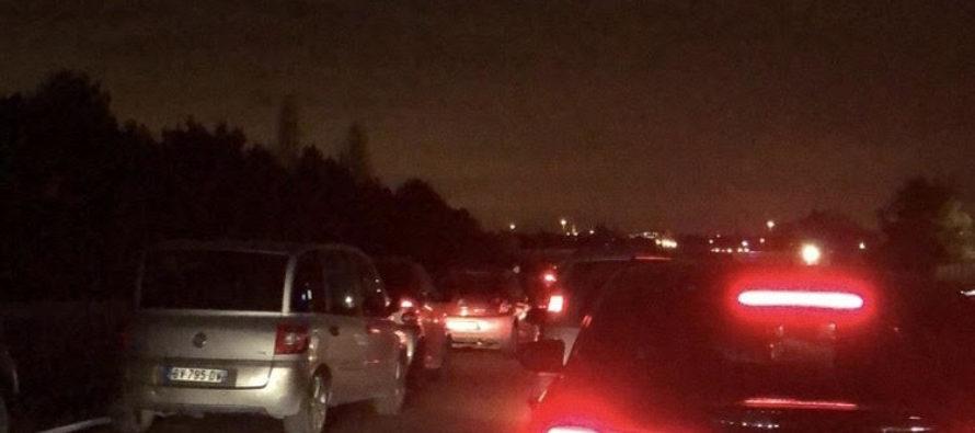 Accident sur l'A13 : l'autoroute fermée à Orgeval dans les deux sens